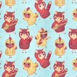 fox_and_chicken_pattern